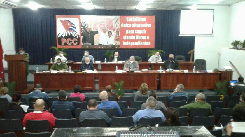 Llama Díaz-Canel en Matanzas a cumplir protocolo sanitario establecido para viajeros