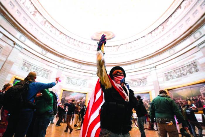 Díaz-Canel lamenta sucesos en el Congreso de Estados Unidos