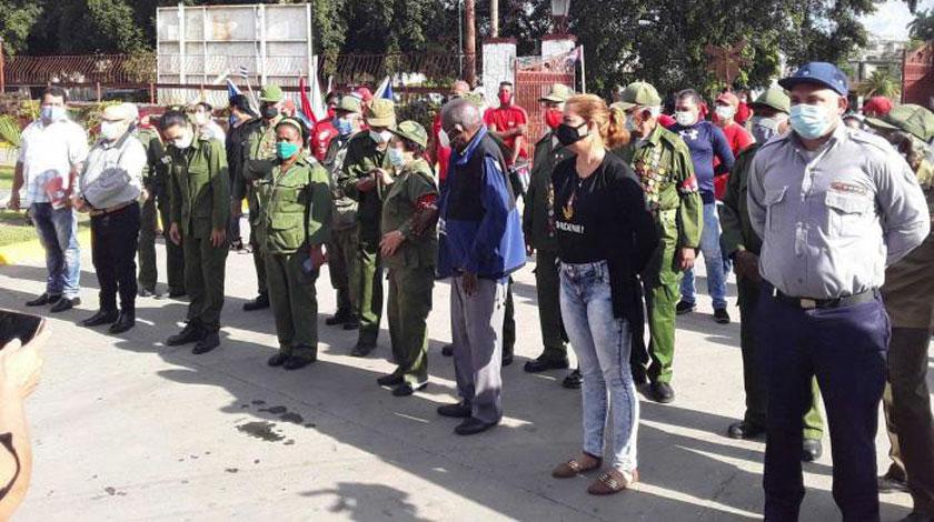 Recuerdan en La Habana llegada de la Caravana de la Libertad