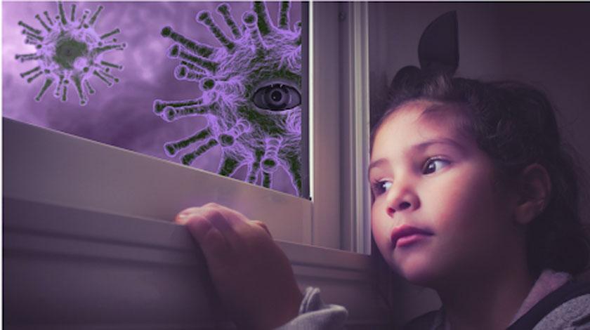 Alertan  sobre los peligros de la Covid-19 en edades pediátricas
