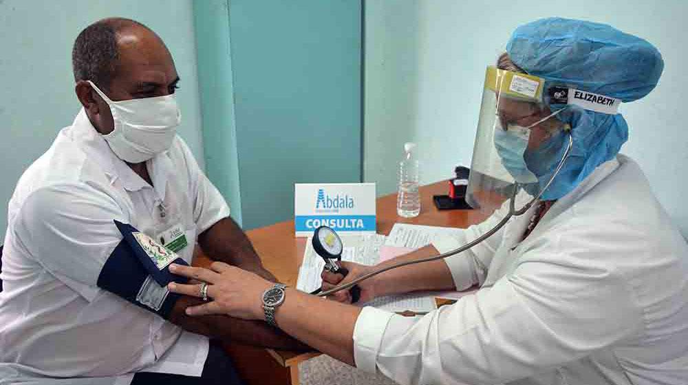 "Díaz-Canel: ante ensayos clínicos, ""no olvidemos cuidarnos"""