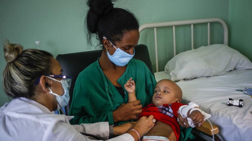 Cuba mantiene diagnóstico oportuno del cáncer infantil