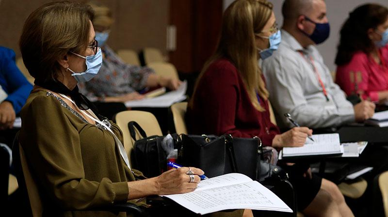 Parlamento cubano chequea implementación de la Tarea Ordenamiento