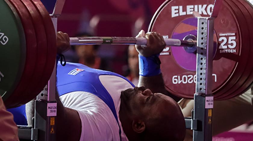 Oniger Drake- Los pesistas cubanos Leydis Rodríguez y Oníger Drake clasificaron a las Paralimpiadas de este verano en Tokio, confirmó hoy el departamento de deportes para discapacitados del Instituto Nacional de Deportes, Educación Física y Recreación (INDER).