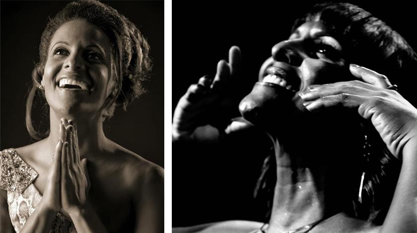 """La versátil intérprete cubana Yaima Sáez está por saldar una de las deudas con su segundo fonograma """"Armonía"""" (EGREM), por medio de la presentación de un videoclip para el tema """"Al fin creo en el amor"""", de Juan Formell."""