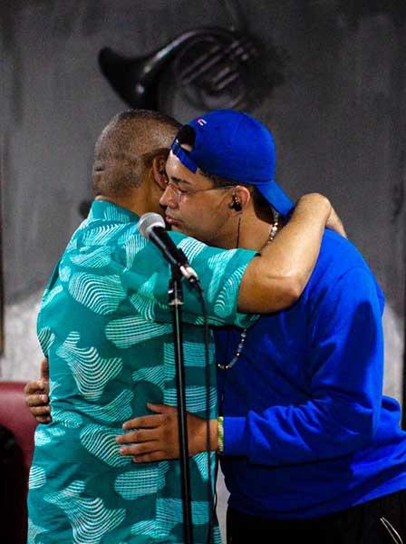 Camilo y Ángel, más que música, y siempre Bonne
