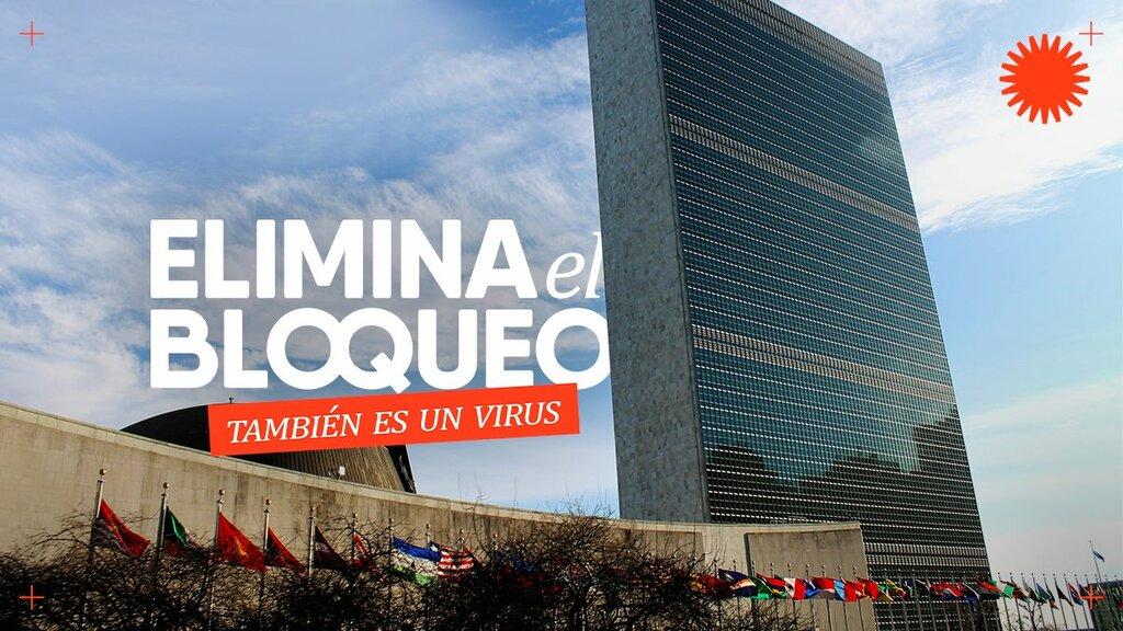 Cuba y el mundo se pronunciarán nuevamente hoy contra el bloqueo