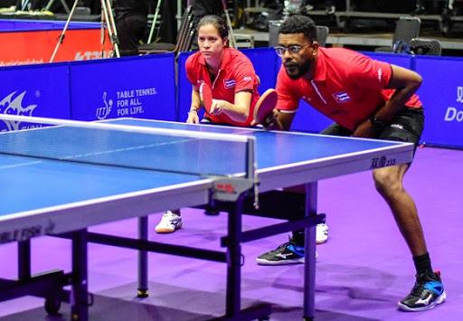 Intensifican preparación cubanos para el tenis de mesa olímpico