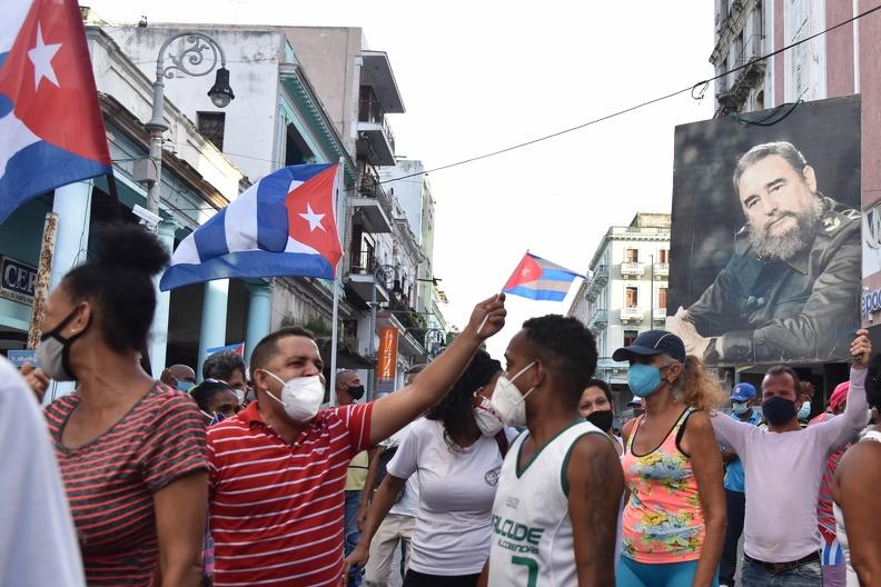 Cinco claves la situación actual en Cuba