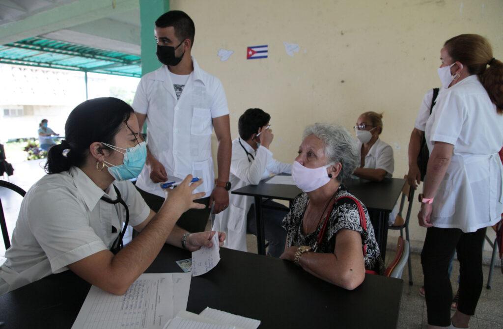 Sector educacional, garante en la intervención sanitaria contra la COVID-19