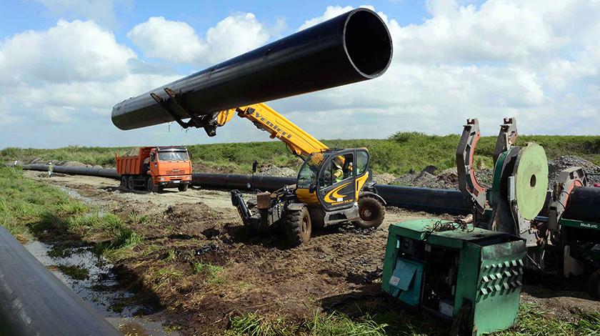 Sin pausa en Camagüey inversiones en la infraestructura hidráulica