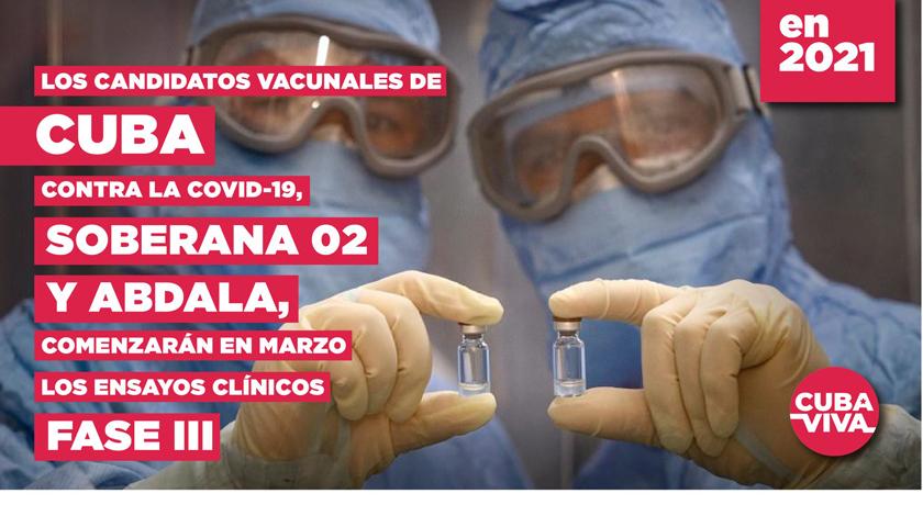Destaca Bruno Rodríguez desarrollo de candidatos vacunales contra la Covid-19
