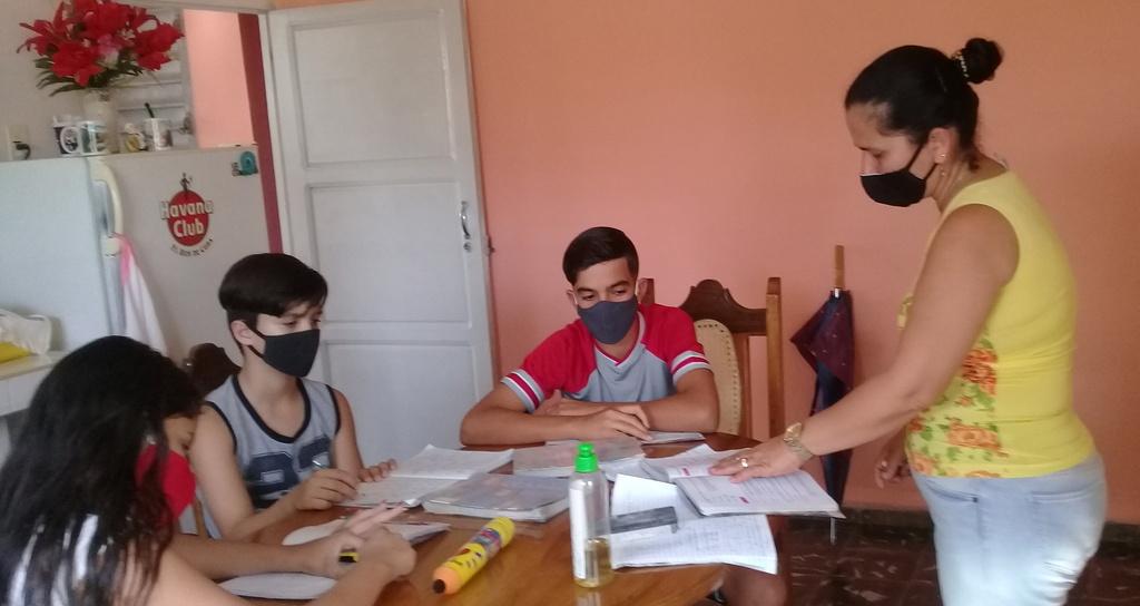 Educación en tiempos de COVID-19