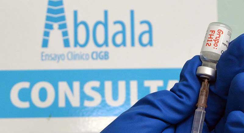 Inició fase III de ensayo clínico de Abdala en Santiago de Cuba y Granma