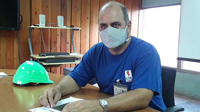 Ingeniero Yeranis Zurita García