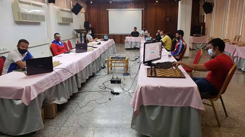 Con 13 cubanos se iniciarán hoy los segundos matches del Torneo Clasificatorio para la Copa Mundial de Ajedrez, que vive sus partidas desde América de manera online con un formato híbrido que es estreno.
