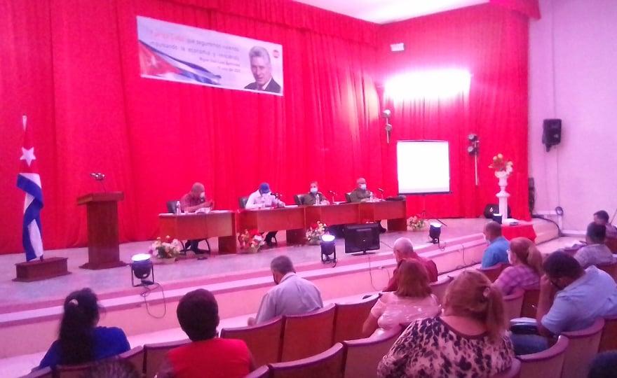 Cuban Vice-president supervises Local Food Programs