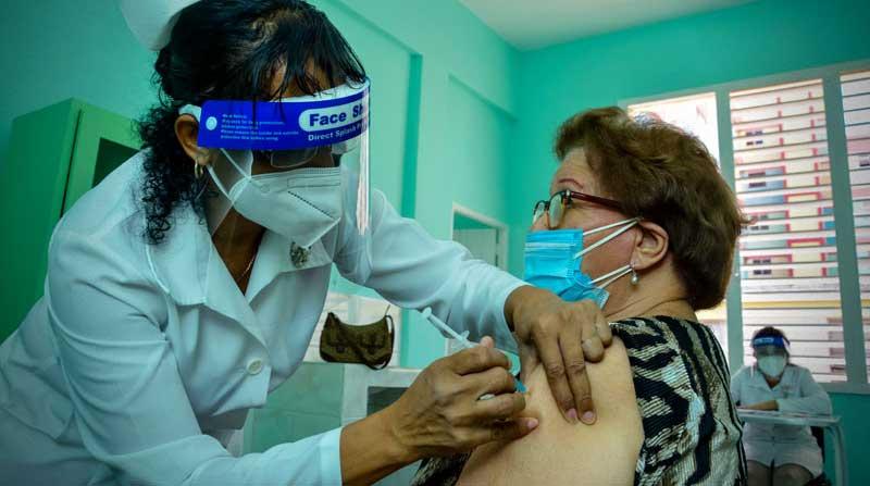 Decisivo agosto para la vacunación contra COVID-19 en Cuba