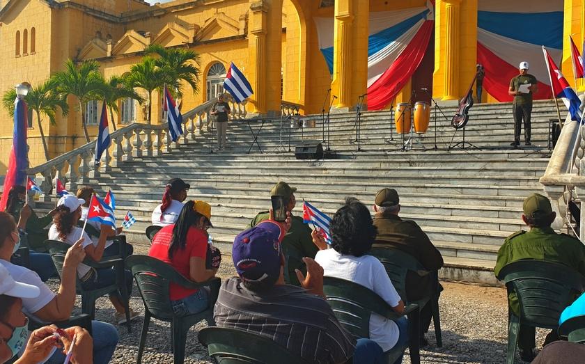 Excarcelación del Presidio Modelo de Fidel y demás Moncadistas