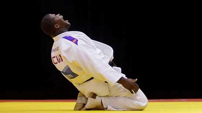 Judocas cubanos parten hacia Azerbaiyán para clasificatorio de parajudo Tokio 2020