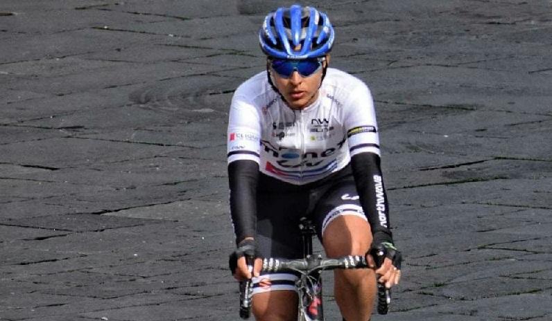Luego de ganar la primera etapa, la ciclista cubana Arlenis Sierra comenzará hoy la segunda jornada del XIX Tour Cycliste Féminin International de l'Ardèche como líder de la clasificación general, entre 205 pedalistas élites de 20 equipos multinacionales, en el sur de Francia.