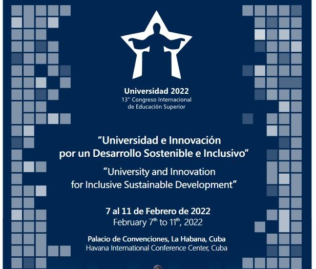 Promueven convocatoria al Congreso Internacional Universidad 2022