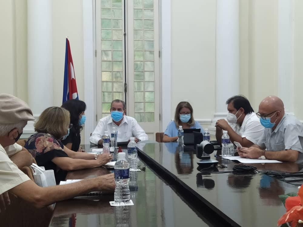 Participó Cuba en Diálogo Iberoamericano sobre transformación digital en la Educación Superior