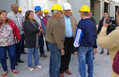 Segunda Visita Gubernamental encabezada por Díaz-Canel a la provincia Sancti Spíritus