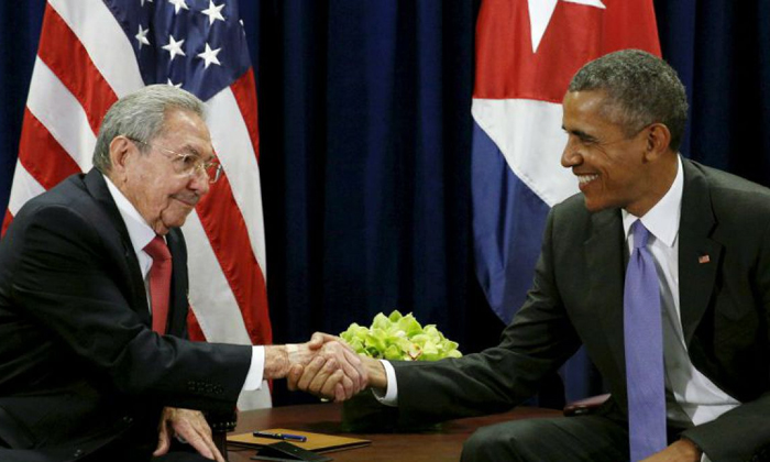 Raul Castro to Receive Barack Obama on Monday
