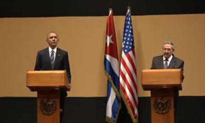 Amplia repercusión internacional de declaraciones de Raúl y Obama