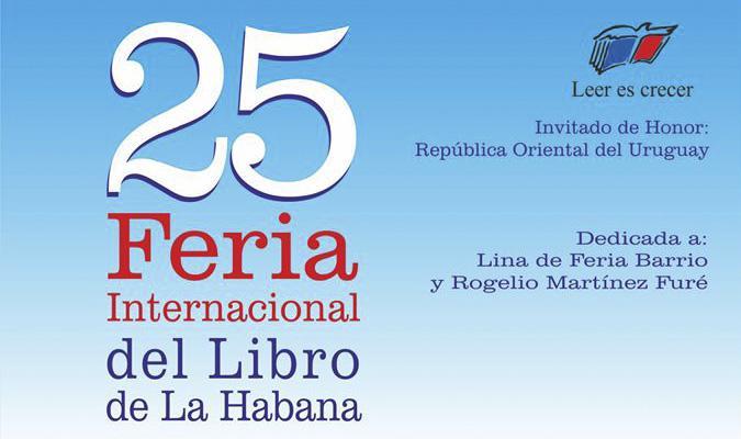 De la Feria del Libro de La Habana y sus propuestas
