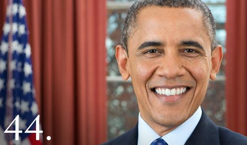 Biografía oficial del Presidente de los Estados Unidos de América