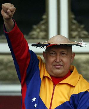 Chávez, gallo viejo, ¡venceremos!