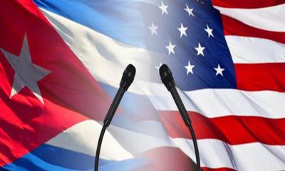 Visita Cuba delegacion de Estados Unidos
