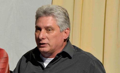 De visita en Belarús primer vicepresidente de Cuba