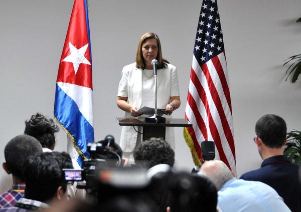 Josefina Vidal: bloqueo contra Cuba sigue aplicándose con rigor