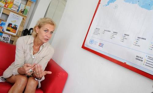 The UNDP Praises Cuba's Results in Combat vs. HIV/AIDS