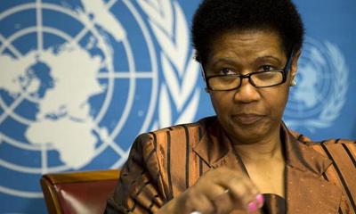 Recibe Valdés Mesa a la Directora Ejecutiva de ONU Mujeres