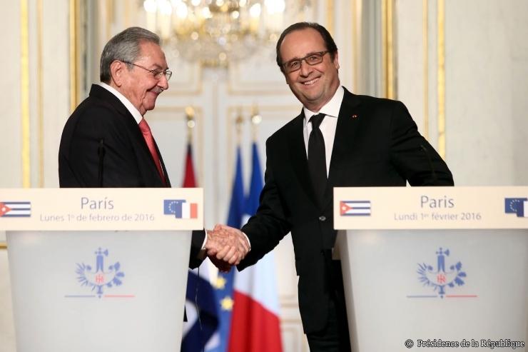 Les gouvernements français et cubains vont établir une coopération plus étroite.