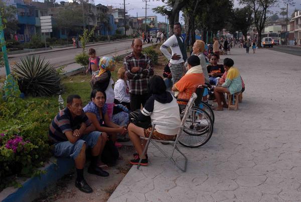 Demuestran santiagueros preparación ante eventos sísmicos
