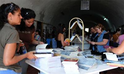 Cuban International Book Fair opens doors on Thursday