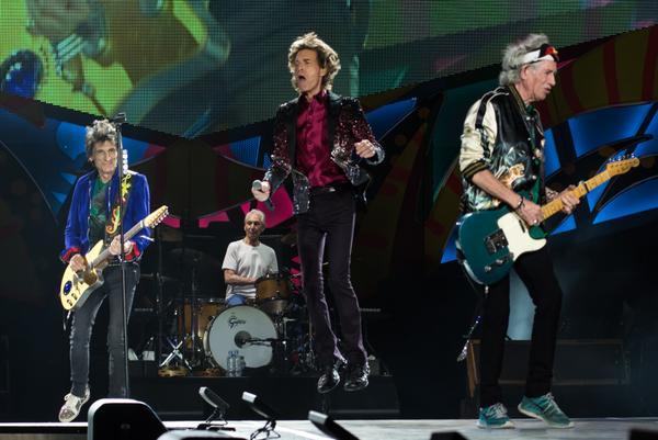 Concierto de The Rolling Stones en Cuba, espectáculo sin precedentes