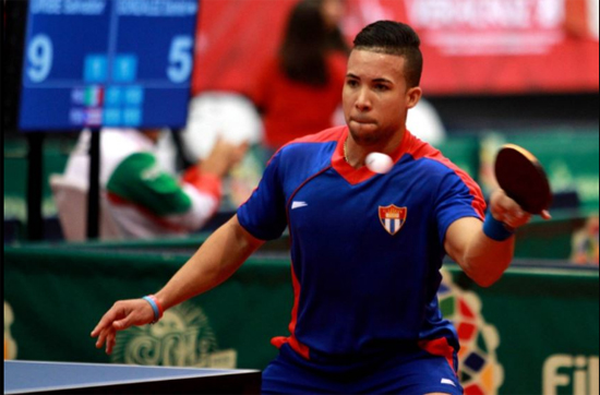 Asegura Cuba presencia en semifinales del torneo Latinoamericano de Tenis de mesa