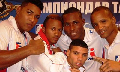 Cuba Domadores to face Argentina Condors in World Series of Boxing