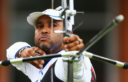 Cuban Stevens to attend his 5th World Archery Championships