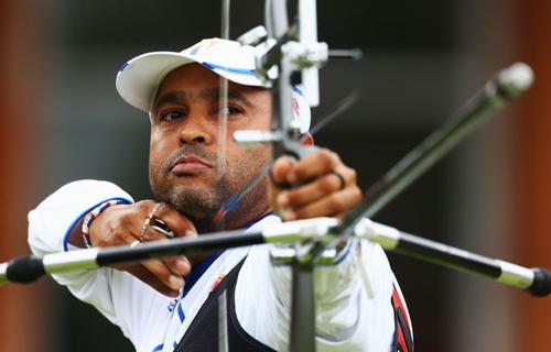 Cubano Stevens asistirá a su quinto mundial de tiro con arco