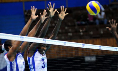 Cuba to Host Pan American Women's Volleyball Cup Under 18