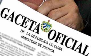 Publican en Cuba nuevas resoluciones de Ministerio Finanzas y Precios