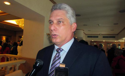 Cuban First VP visits Belarus
