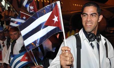 Bien activa cooperación médica cubana en naciones caribeñas